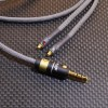 MMCXデタッチャブル化beyerdynamic T51p用ケーブル Belden1804A(core) 120cm アッシュ