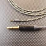 SENNHEISER Momentum用ケーブル Mogami2944 250cm GITDオリーブ