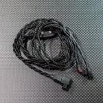 JH Audio Roxanne 純正ケーブル アンプ側プラグ交換 IRISプラグ(RC5204)