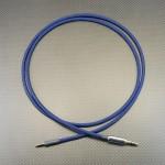 BOSE OE2i用ケーブル Mogami2944 100cm ネイビーブルー