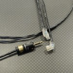 UE 11Pro用ケーブル Belden1804A(core) 120cm