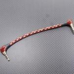 L型mini-miniケーブル Belden1804A 芯~芯10cm