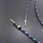 SENNHEISER HD8DJ用ケーブル Mogami2799 120cm ライトニング