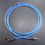 SENNHEISER HD650用ケーブル Mogami2799 150cm コロニアルブルー