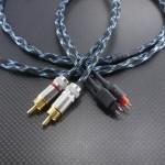 """SENNHEISER HD650用 ifi Micro iDSD RCA GND分離ケーブル Mogami2944 150cm ライトニング """"00P"""""""
