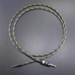 SENNHEISER Momentum用ケーブル Mogami2799 100cm ウッドランドカモ