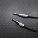 DENON AH-MM400用 OPPO HA-2対応GND分離ケーブル