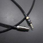 beyerdynamic DT1770PRO用ケーブル Mogami2534(core)  120cm ブラック