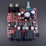 DigiFi No.22 付録 バランス駆動対応ヘッドホンアンプ 改造