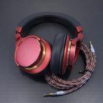 ヘッドホン デタッチャブル化・GND分離化改造 audio-technica ATH-A1000Z ATH-A2000Z ATH-ES10 ATH-MSR7 ATH-PRO700MK2等