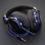 audio-technica ATH-MSR7SE GND分離化 4.4mm5極専用ケーブル製作 ACROLINK銀メッキ7NOCC ナイトスカイ *Numberd