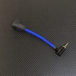 ONKYO DP-S1A 対 ALO Audio The International+ バランス接続用インターコネクトケーブル Belden1804A エレクトリックブルー
