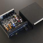 Fostex HP-A3改修 SMDオペアンプのDIP化
