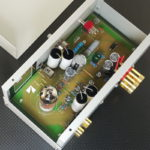 朗音! 真空管アンプの愉悦 ONTOMO MOOK Stereo編 Luxman LXV-OT7改修 コンデンサ交換 入出力端子交換