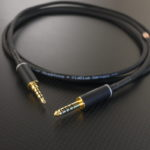JVC KENWOOD KH-KZ3000用 4.4mm5極バランスケーブル Viablue EPC-4 *Numberd